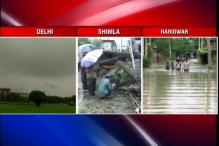 Monsoon's fury: Landslides in Shimla, flooding in Haridwar