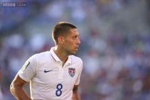 Clint Dempsey hattrick helps US reach Gold Cup semis