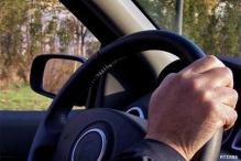 Smart steering wheel detects driver drowsiness