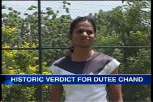 I was worried if I could ever make it back: Dutee Chand