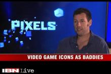 e-lounge: Animated games turned interactive in 'Pixels', says Adam Sandler on new movie