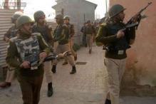 J&K: Terrorists kill 2 CRPF men, injure 9; hostage situation over