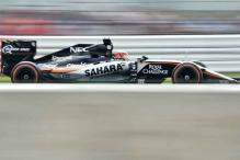 Double points for Force India at British Grand Prix