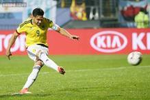 Colombia striker Radamel Falcao joins Chelsea on season-long loan