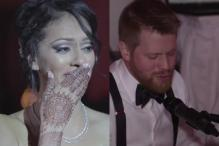 Canadian man sings 'Tum Hi Ho' for his Indian bride at their wedding and it is so adorable!