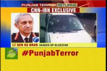 Army officer who headed Operation Bluestar blames Punjab government, Pakistan for Gurdaspur terror attack
