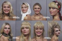 100 years of German beauty (and political history) in 1 minute
