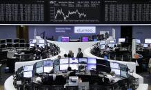 European shares surge after agreement on Greece debt deal