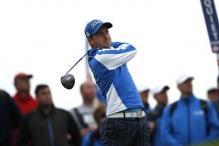 Golf: Briton Brooks ignores injury to keep Scottish Open lead