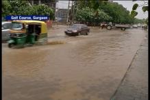 Incessant rains disrupts traffic in Delhi, many areas waterlogged