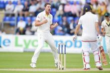 Ashes 2015: England vs Australia, 1st Test, Day 2