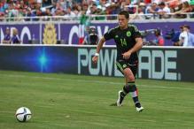 Injured Mexico striker Javier Hernandez set to miss Gold Cup