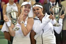Sania Mirza's Wimbledon high has turned a new leaf in Indian tennis