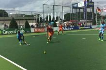 Indian hockey juniors lose 1-2 against Dutch