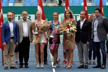Lesia Tsurenko beats Radwanska to win Istanbul Cup