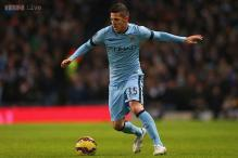 Stevan Jovetic undergoing medical with Inter Milan in move from Manchester City