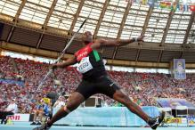 Kenya's Julius Yego eyes world javelin title in Beijing