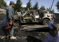 Suicide Bomber Kills Four Security Forces in Kabul