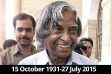Former president and Bharat Ratna Dr APJ Abdul Kalam dies in Shillong