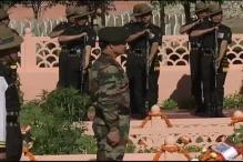 Army pays tribute to Kargil martyrs on Vijay Diwas