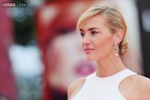 Showbiz events provide me with an opportunity to dress glamorously: Kate Winslet