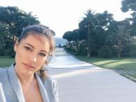 I like to be curvy, athletic and strong: Kelly Brook
