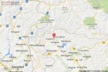 Terrorist hideout busted in Kupwara district in Kashmir