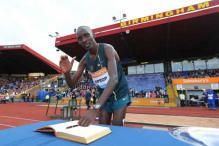 Kenya's Asbel Kiprop set to star on Monaco track