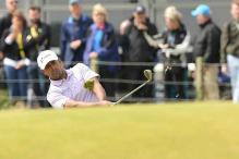 Indian golfer Anirban Lahiri squanders good start to settle for 71 at British Open