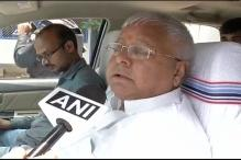 Lalu Prasad Yadav accuses BJP of colluding with criminals