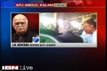 Abdul Kalam was a unique combination of science and spirituality, says LK Advani