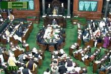 Lok Sabha adjourned for 30 mins after noisy Opposition protests
