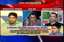 Magsaysay Award a recognition of the causes that we work for, says Anshu Gupta