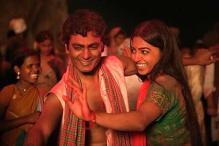 'Manjhi:The Mountain Man' first stills: Nawazuddin Siddiqui and Radhika Apte narrate a story of a lifetime