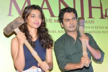 'Manjhi' should not be watched on laptops, says Nawazuddin Siddiqui