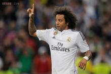 Marcelo extends contract with Real Madrid