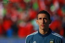 Zlatan Ibrahimovic suggests to Angel Di Maria to move to PSG