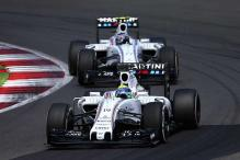 After surprise start, frustration for Williams at British Grand Prix