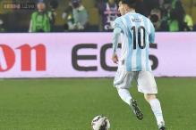 Lionel Messi doesn't need goals to be happy: Coach