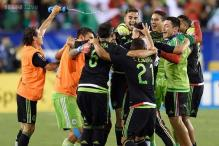 Mexico beat Jamaica in CONCACAF Gold Cup