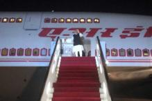 Modi returns home after his six-nation tour of Russia, 5 Central Asian countries