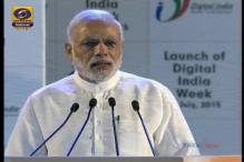 PM Modi launches Digital India: As it happened