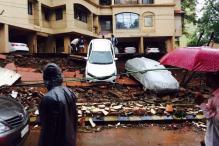 Rains lash Mumbai, several areas waterlogged, local train services affected