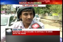 Promises fall flat as rains bring chaos in Delhi