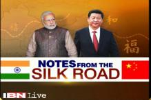 Watch: Notes from the silk road