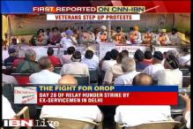 OROP: Ex-Servicemen step up protests, threaten to boycott all government functions