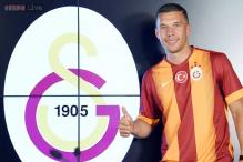 Galatasaray sign Lukas Podolski from Arsenal