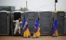Missing links in the urban sanitation chain in India