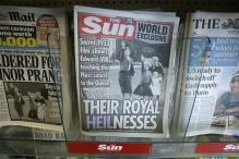 Tabloid publishes images of Queen Elizabeth-II giving Nazi salute as a child