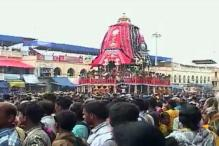Odisha: 14 people injured during Nabakalebar Rath Yatra in Puri
